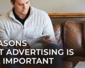 4 Reasons Print Advertising is Still Important