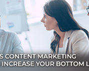 Here's why content marketing is worth the effort.