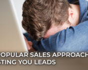 The hard sell approach is actually costing you leads. Here's how to build the relationship instead.